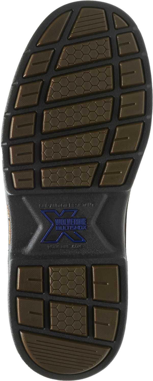 Wolverine WW2406 Darco Men's Brown, Steel Toe, EH, Internal Met Guard