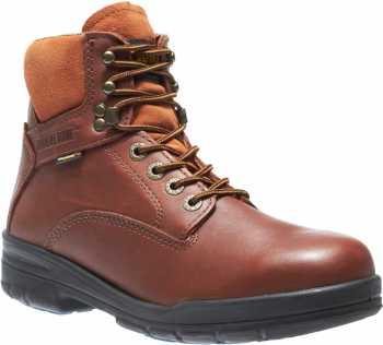 Wolverine DuraShocks SR WW3120 Brown Steel Toe, Electrical Hazard Men's 6 Inch Work Boot