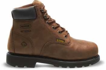 Wolverine WW5679 McKay, Men's, Brown, Steel Toe, EH, Mt, WP, 6 Inch Boot