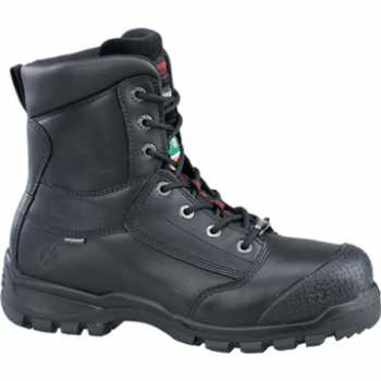 Wolverine WW97191 Unisex Steel Toe, EH, PR, Waterproof/Insulated, 8 Inch Boot