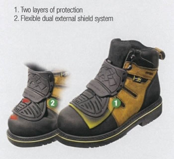 Metatarsal Boots and Shoes – Safeshoes.com